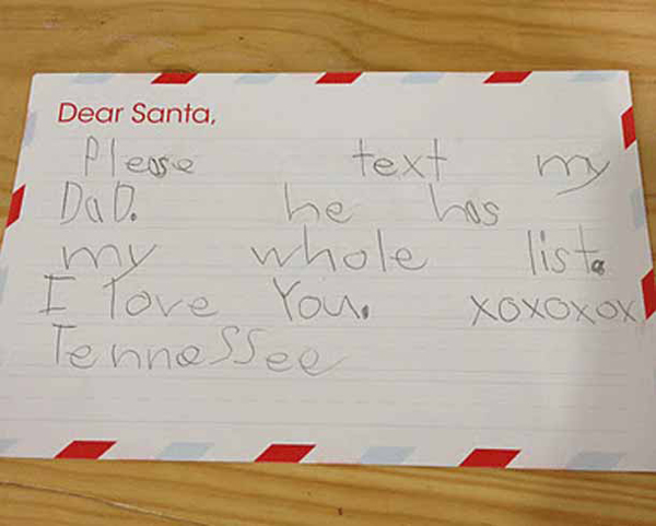 These Honest Kids Letters To Santa Are Funny, Strange and Sometimes ...