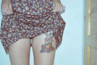 Wild Disney Tattoos, Crazy Disney Tattoos