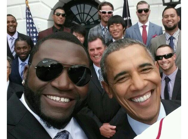 Selfie di Obama