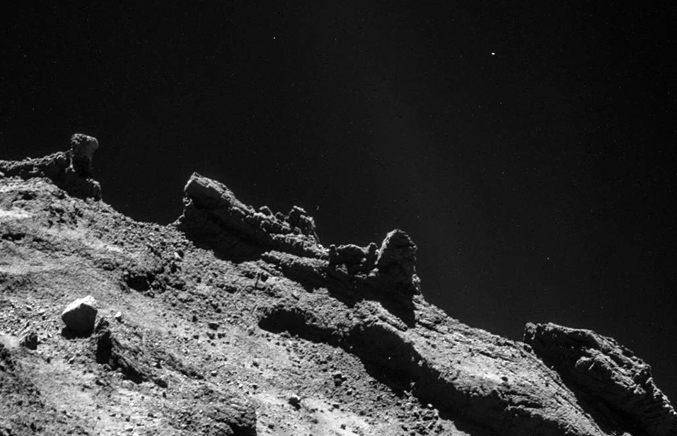 rosetta spacecraft landing - photo #16