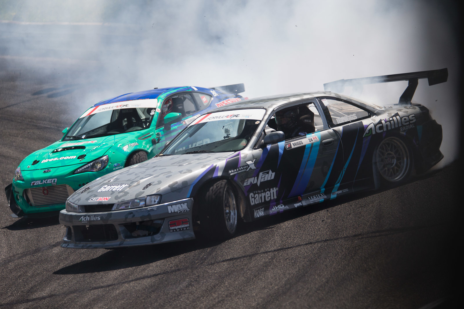 formulad wallnj 2 2014jun21 2432 1 Formula Drift 2014: Canadian Driver Update from Wall, NJ by Authcom, Nova Scotia\s Internet and Computing Solutions Provider in Kentville, Annapolis Valley