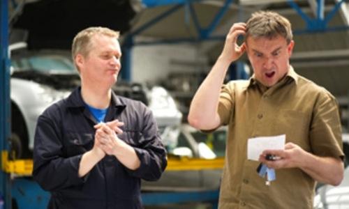 sleazy mechanic, mechanic lies, biggest lies people tell