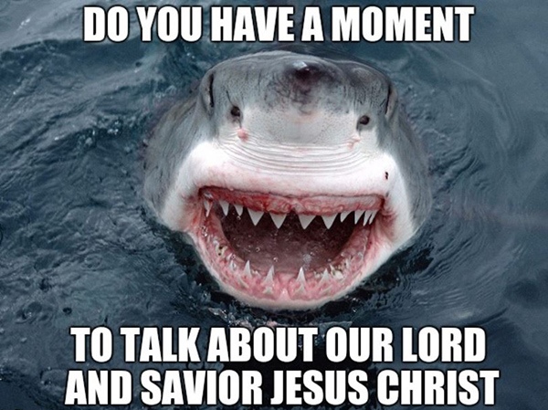 Funniest 'Do You Have A Moment To Talk About Jesus Christ?' Round Up