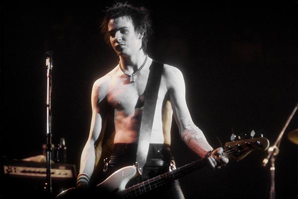 Rock Star Debauchery, Sid Vicious