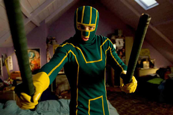 TV and Movie Graphic Novel Adaptations, Best, Top Films, Kick-Ass