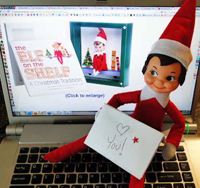 Elf On The Shelf Ideas How To Make Your Own