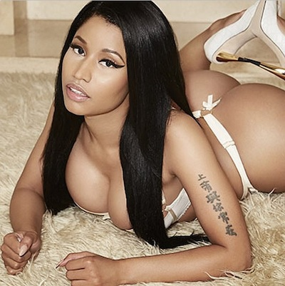 nicki minaj demands climax every time she has sex, nicki minaj booty