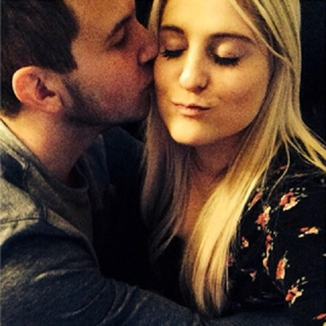 who is meghan trainor dating currently