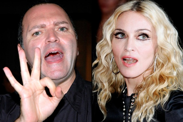 saddest brothers on earth, brothers of famous celebrities, chris ciccone, madonna brother