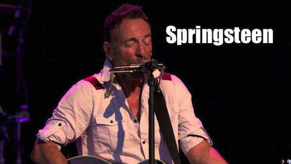 50 words for 50 states, new jersey springsteen