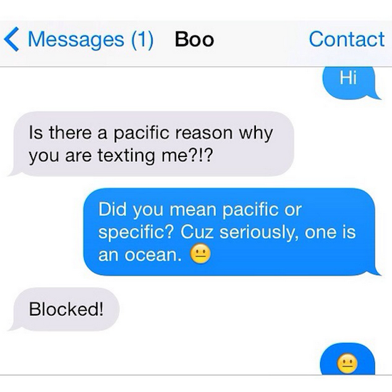 these 29 people knew exactly how to respond to their ex s texts