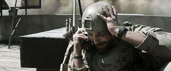 """奥斯卡奖领先! """"美国狙击手""""太酷了,美国哭了[视频]"""