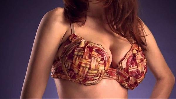 consumer products we're surprised aren't more popular, funny consumer products, awesome consumer products, bacon bra