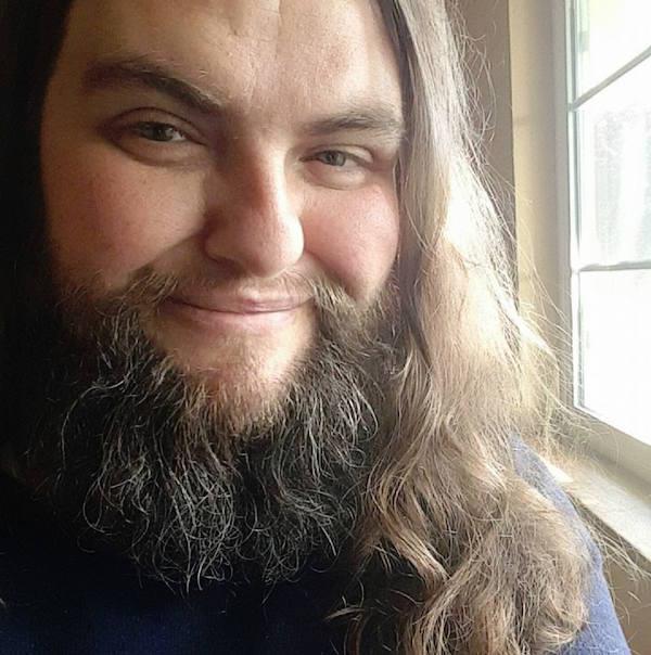 Oregon Woman Gives Up Shaving, Grows Full Beard