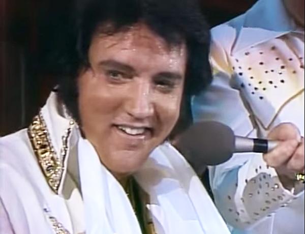 9 Fattest Rockers, Elvis