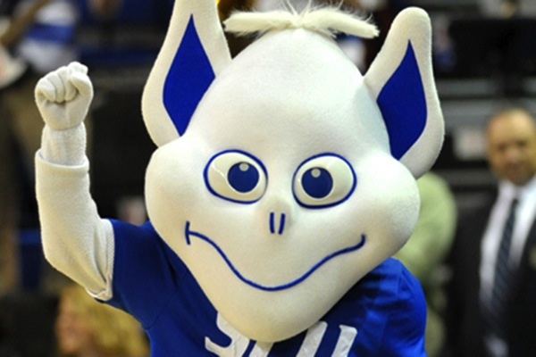 weird sports mascots, funny sports mascots