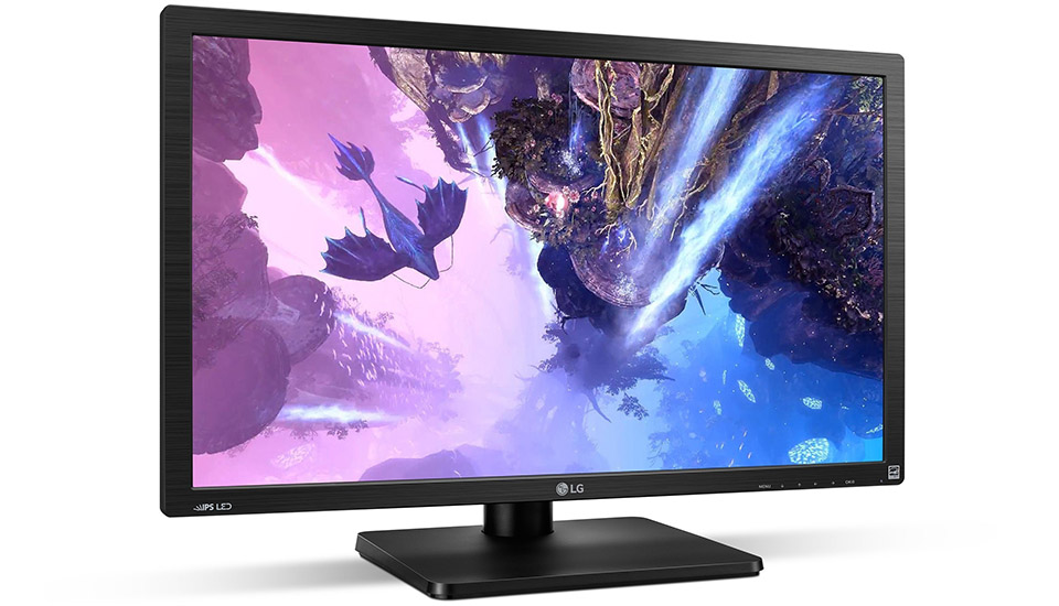 LG Electronics is helping gamers take their experience to a new level with the new LG 4K ULTRA HD monitor (model 27MU67), which will be available for the first time in the United States later this month. (PRNewsFoto/LG Electronics USA)