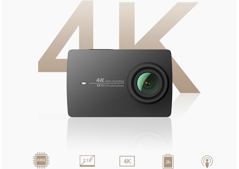Xiaomi lanza una cámara que podría poner en aprietos a GoPro
