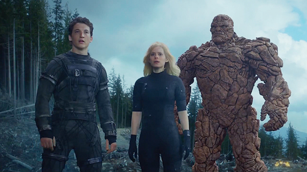 2015 movies that failed to meet expectations, movie letdowns 2015, fantastic four
