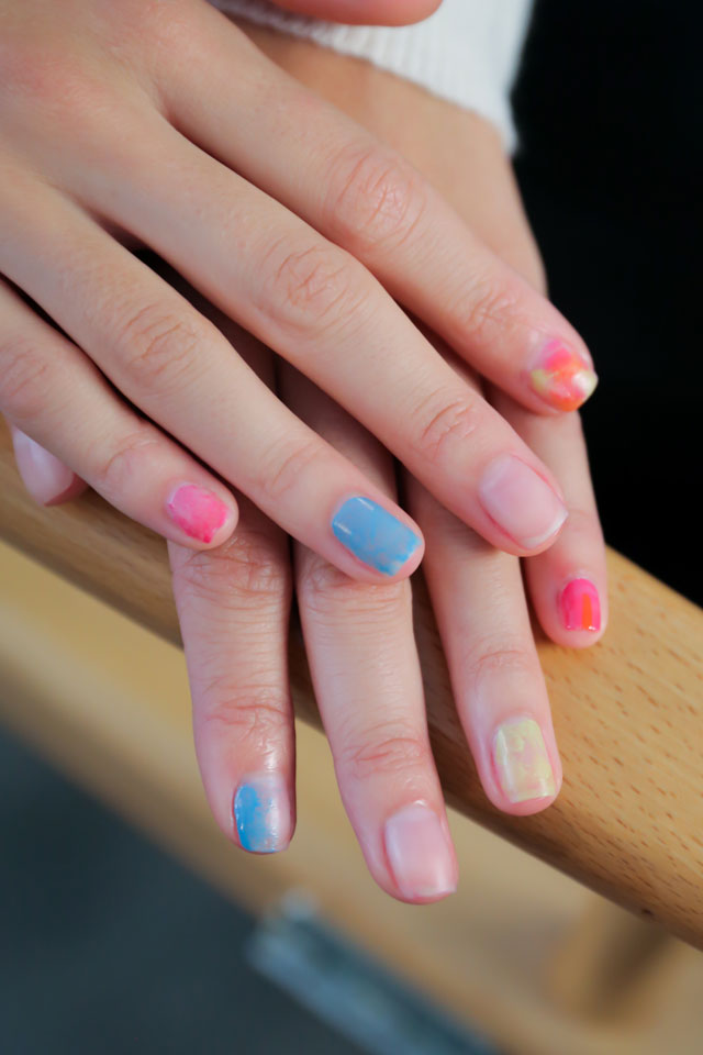 Nail Trends Spring 2018: 5 Nail Trends To Know For Spring/Summer 2015