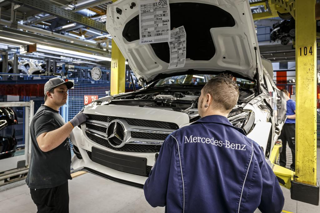 Daimler Ag Ferienjob