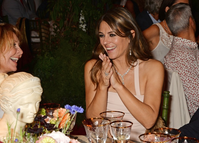 Man Pays £50,000 For Kiss With Elizabeth Hurley | HuffPost UK