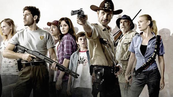 tv shows with slow starts, tv shows that started off on the wrong foot, the walking dead