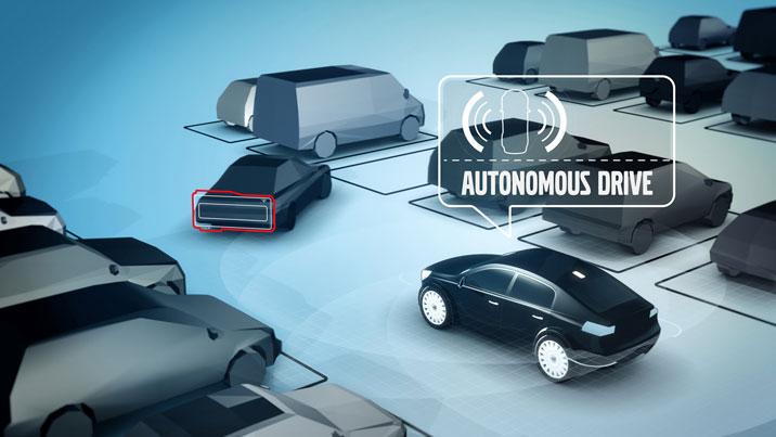 Autonomous Volvo