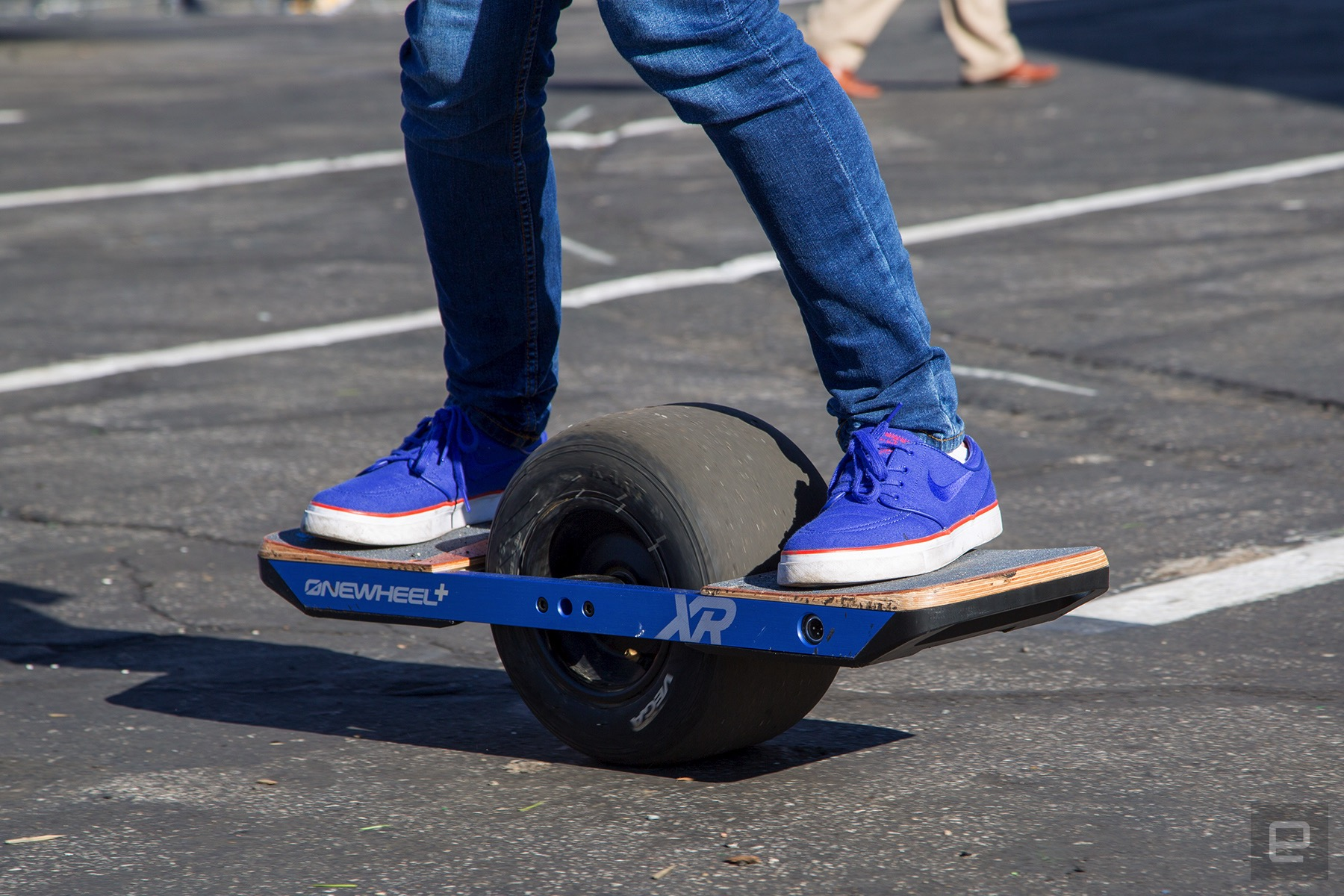 The Onewheel Has Always Been An Exhilarating Ride When You Step Onto Board And Lean Down On Nose There S A Rush Of Adrenaline As Wait For