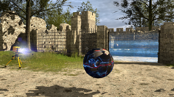 The Talos Principle coming next month