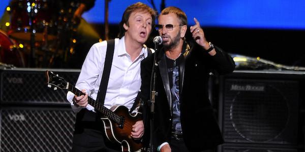Entertainment, Aging Rockstars Still Rocking, Ringo Starr, Paul McCartney