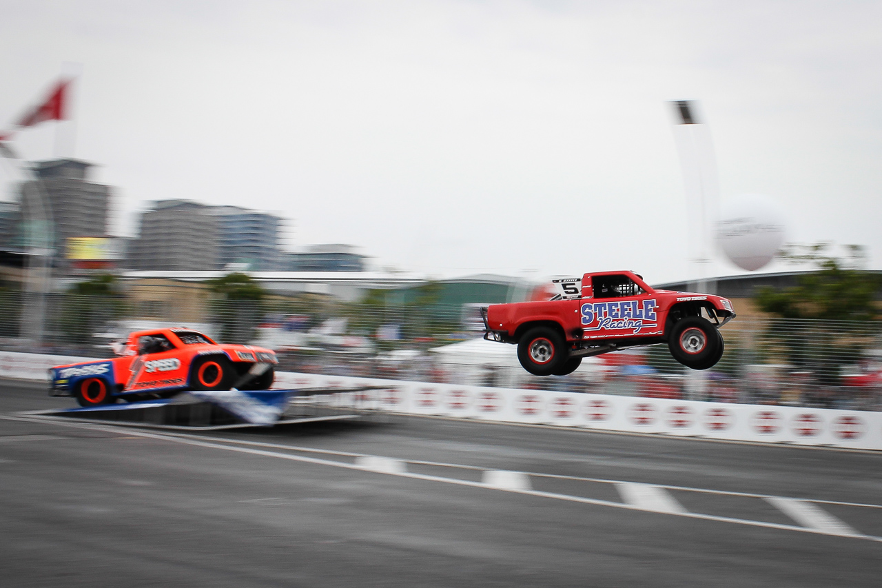 %name Stadium Truck Stunt Ride with Robby Gordon on the Streets of Toronto by Authcom, Nova Scotia\s Internet and Computing Solutions Provider in Kentville, Annapolis Valley