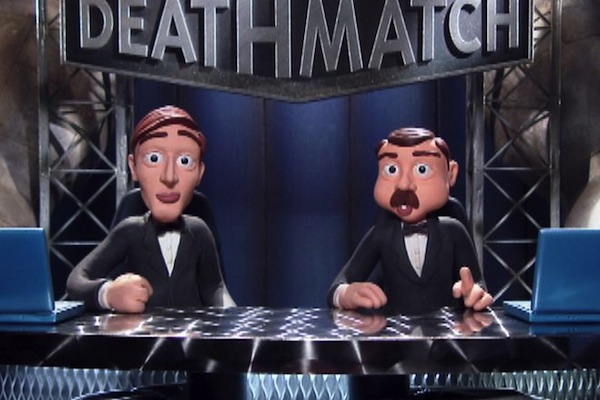 things that perfectly sum up the '90s, '90s nostalgia, celebrity deathmatch