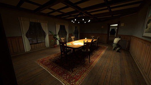 Terrorists invade Gone Home in new Counter-Strike map