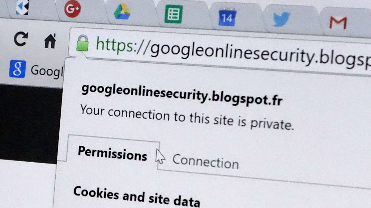 Chrome 46 security details