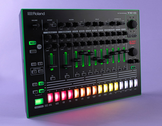 engadget giveaway win an aira tr 8 rhythm performer courtesy of roland. Black Bedroom Furniture Sets. Home Design Ideas