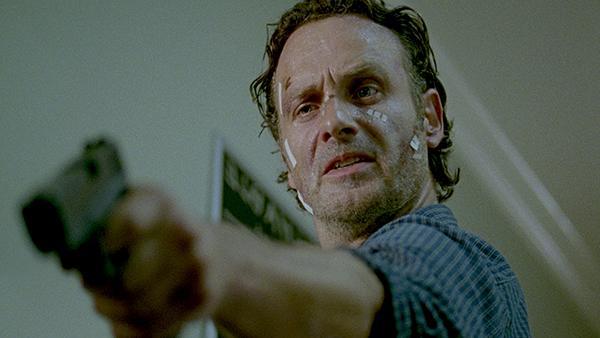 "Most Addictive Television Shows Right Now, ""The Walking Dead"""