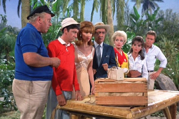 tv show fan theories, gilligan's island