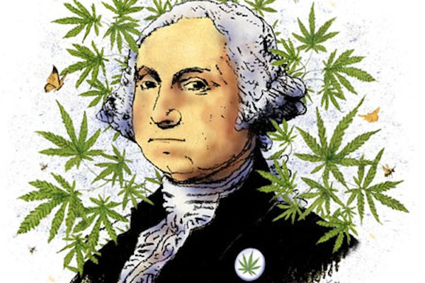 25 fun facts about marijuana, fun marijuana facts, george washington marijuana