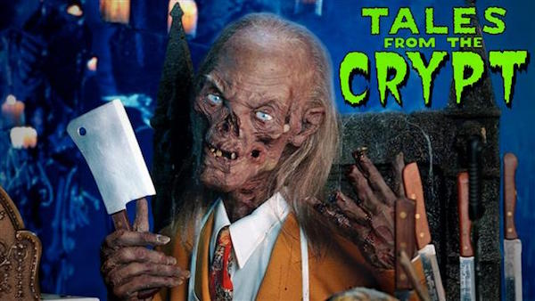 TV and Movie Graphic Novel Adaptations, Best, Top Films, Tales from the Crypt