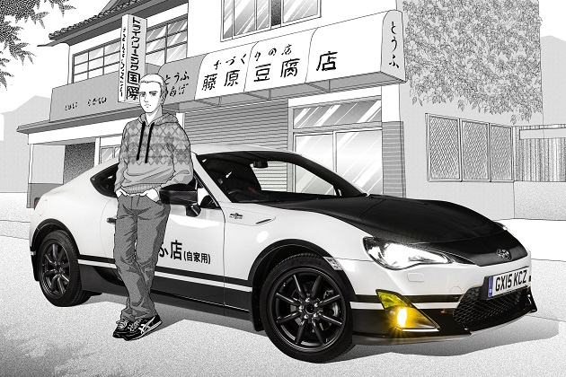related pictures initial d - photo #6