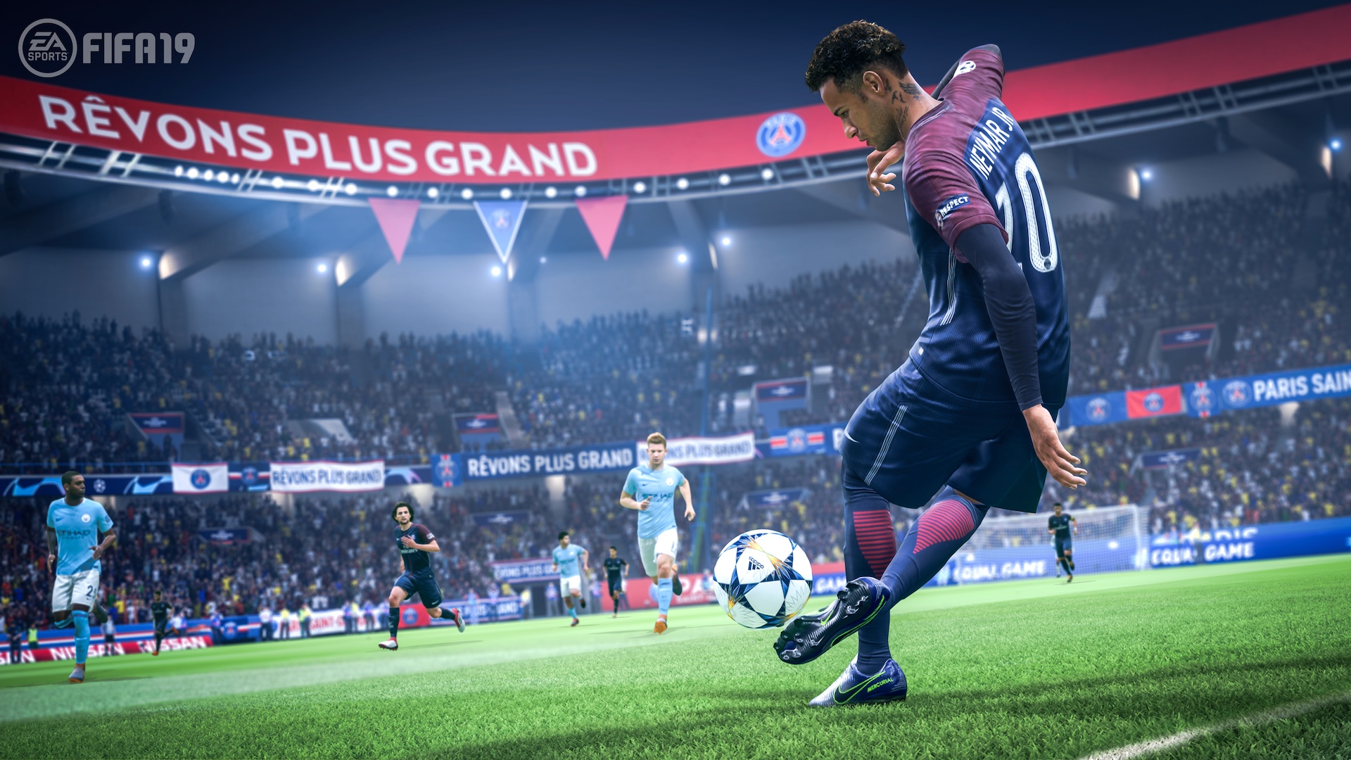 bb23d2ff2ec It s that time of year again  FIFA demo season. The demo s 2019 installment  for