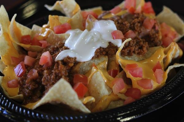 ranking taco bell menu items, nachos supreme