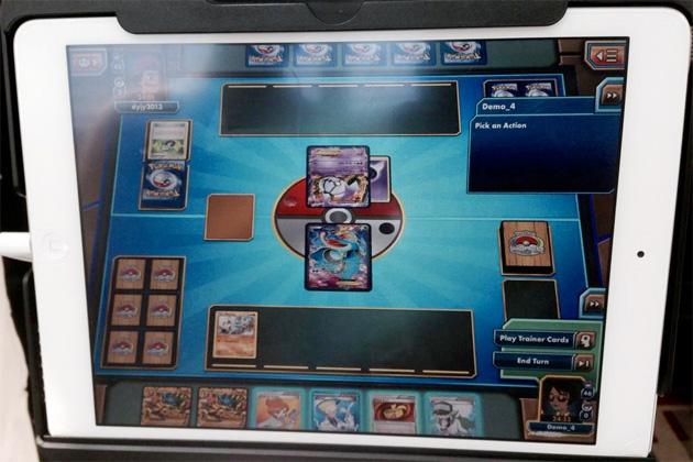 pokemongame33 Jogo oficial de Pokémon é confirmado para iPad