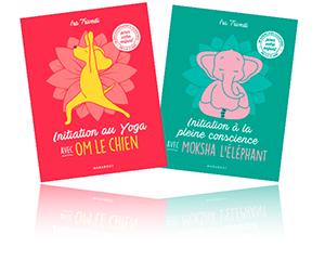 comment le yoga peut aider les enfants
