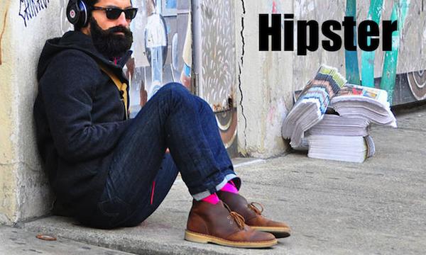 50 words for 50 states, oregon hipster