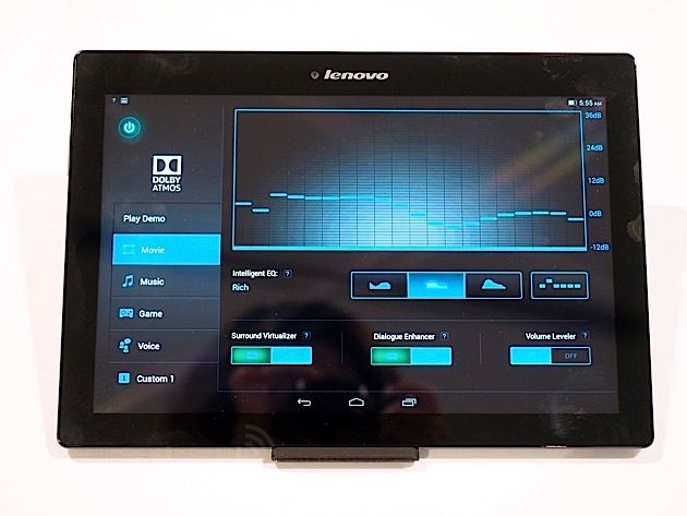 Lenovo Rolls Out New Sub 200 Tablets Two With Dolby Atmos