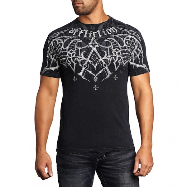 douchiest shirts ever created, douchey shirts, affliction