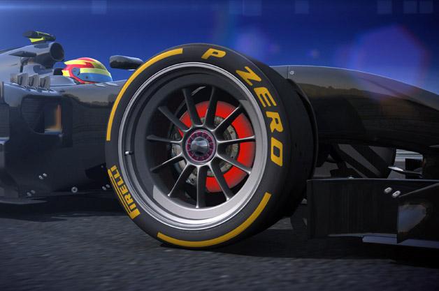 pirelli testing low profile tires for 18 inch formula one wheels. Black Bedroom Furniture Sets. Home Design Ideas