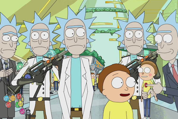 tv show fan theories, rick and morty